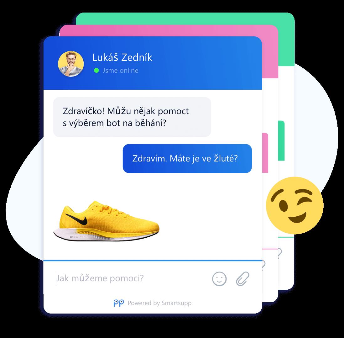 Smartsupp live chat widget