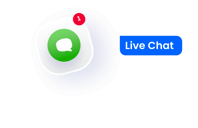 Live chat integration